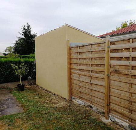 Travaux aménagement extérieur Valenciennes