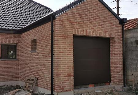 Construction de garage à Valenciennes