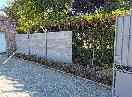 Pose de clôture Valenciennes
