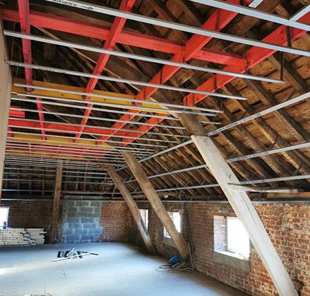 Rénovation de maison à Valenciennes