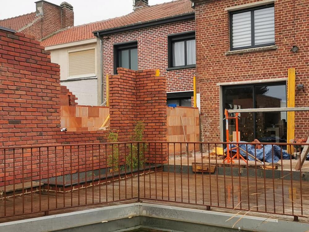 Construction extension de maison Douai