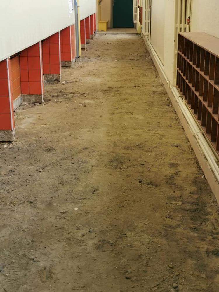 Travaux de réfection des sols Cambrai